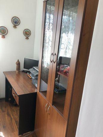 Продам мебель, рабочий письменный стол и шкаф