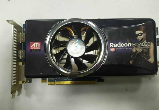 Видеокарта HD4890