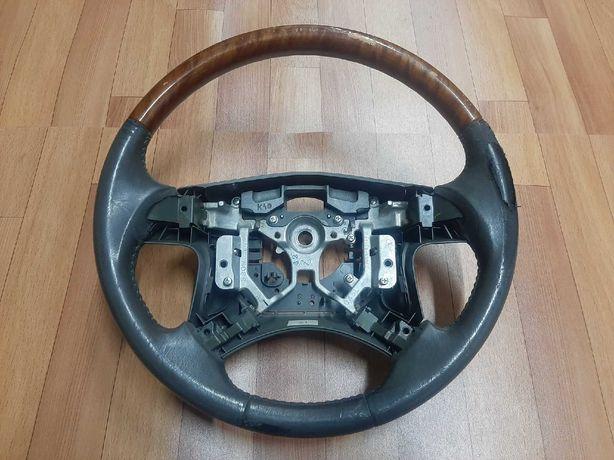 Продам Руль дерево (косточка) Toyota Camry 40 / 45 под реставрация