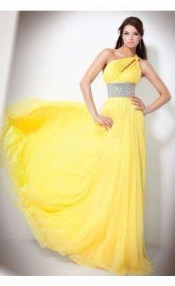 Шифоновое платье Jovani
