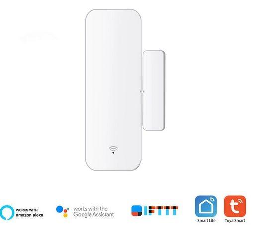 WiFi алармен датчик за врата/прозорец с известяване на телефон