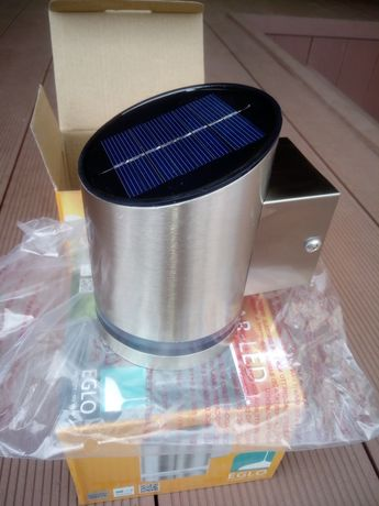 Aplica solara inox