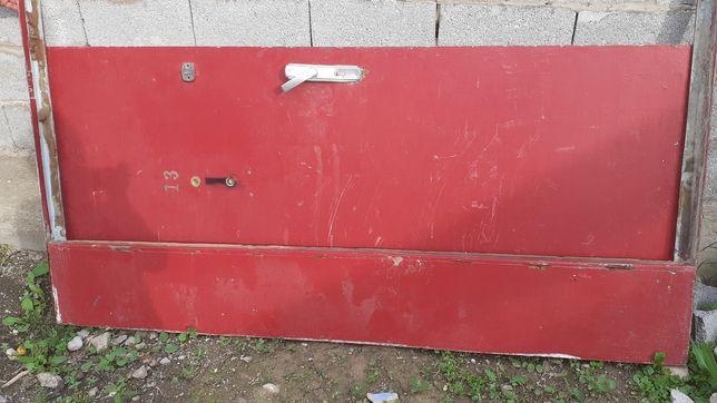 Железная дверь. Советская