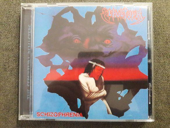 Sepultura – Schizophrenia, CD, Album, Reissue, Remastered