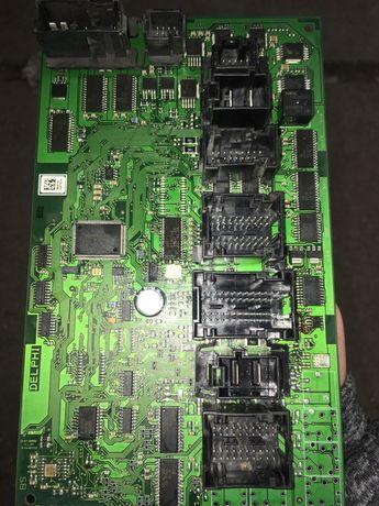 Ремонт на sam модули на w164