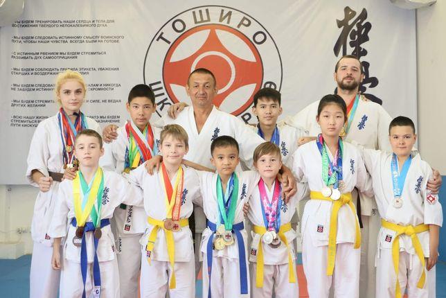 Школа Киокушинкай Каратэ ТОШИРО