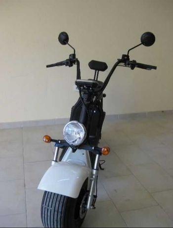 Електрически скутер с документи за регистрация в КАТ и гаранция