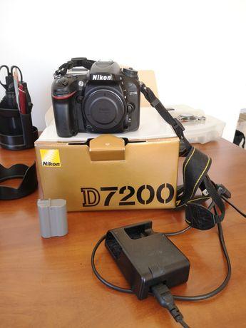 Vand Nikon D7200 Nu sunt ineteresat de schimburi