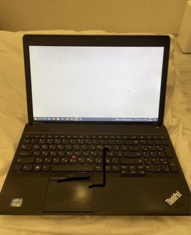 Продается Ноутбук: lenovo thinkpad e530!