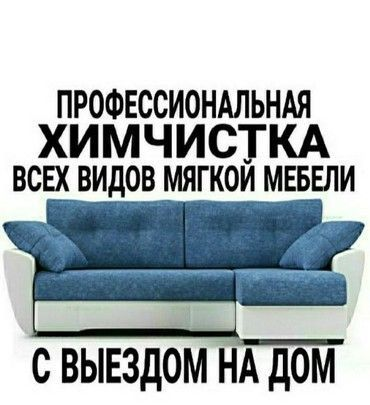 Химчистка мягкой мебели и ковров Karcher