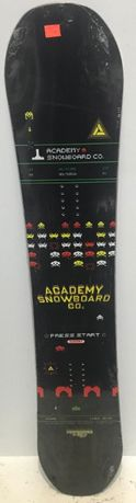 Placa snowboard ACADEMY PROPAGANDA 149 si 152 156 cm rocker flex mediu