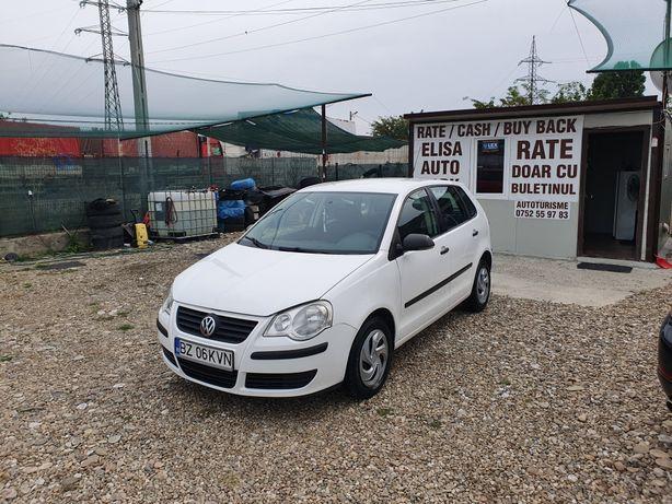Parc Auto vind VW Polo 1.2 benzina fab 2007 POSIBILITATE RATE