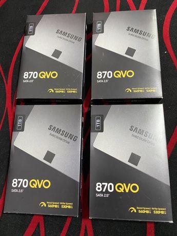 """SSD 2.5"""" Samsung 870 QVO 1Tb ( Sigilat )"""