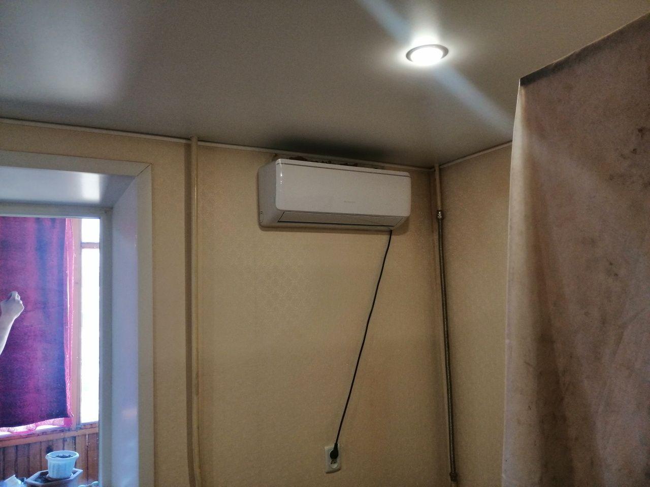 Монтаж, обслуживание кондиционеров и вентеляцеонных сестем