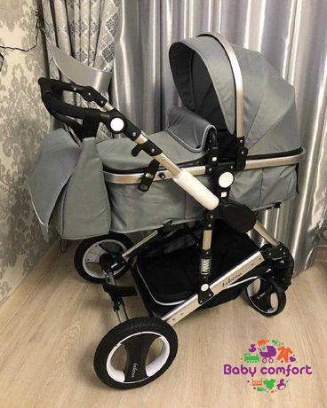 коляски для новорожденных коляски Алматы коляски трансформер