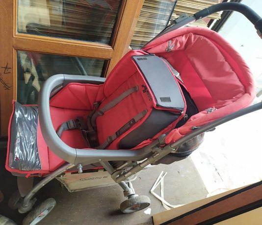 Прогулочная коляска Quatro Caddy