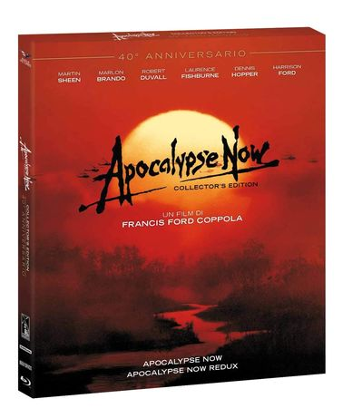 Apocalypse Now Digibook, tiraj special 2000 buc- 2 discuri bluray