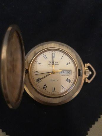 BULOVA Accutron DualDay ceas de buzunar