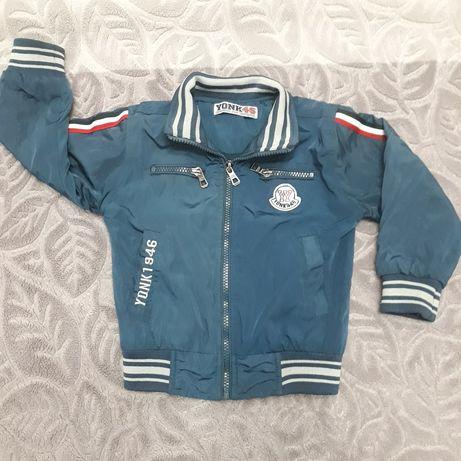 Детско шушлекова яке