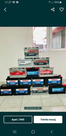 Servicii colectare baterii auto uzate