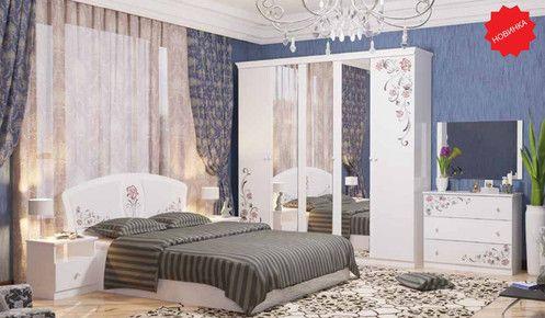 Спальный гарнитур Амели 4Д 175000!Мебель Со Склада Самые Низкие Цены