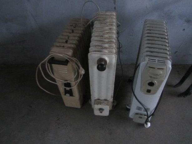 Calorifere electrice pe ulei