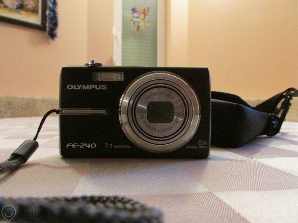 Olympus Fe-240 Цифров фотоапарат