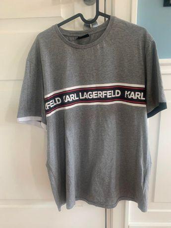 Мьжка тениска Karl Lagerfeld 100% оригинална L