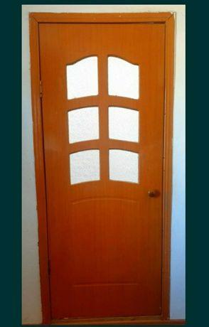 Продам Деревянные двери Без Косяков