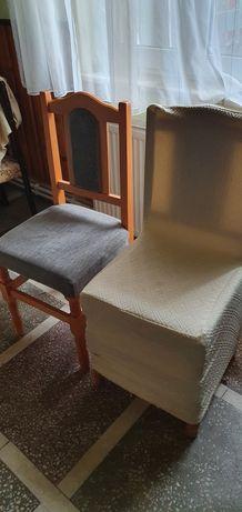 Vand scaune  cu huse
