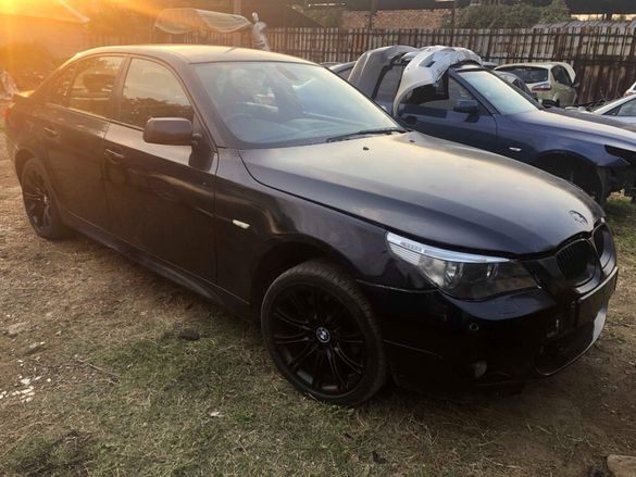 Бмв е60 530д мпакет / BMW e60 530d m paket
