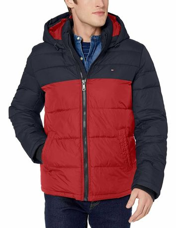 Geaca iarna Tommy Hilfiger Quilted Puffer Jacket masura S M
