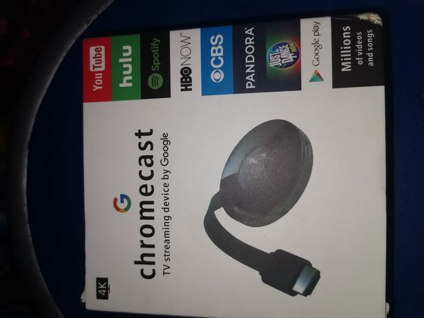 Chromecast smart tv