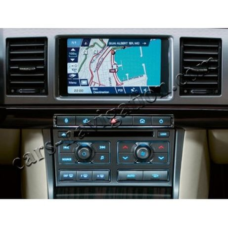 Карти диск за навигация България Ягуар Jaguar XJ X S Xf XK Type Denso