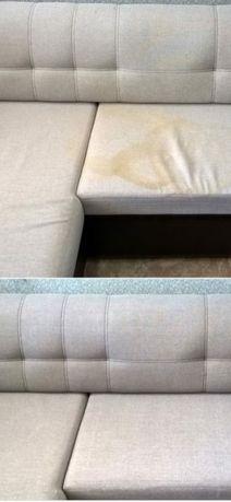 Химчистка мягкои мебели