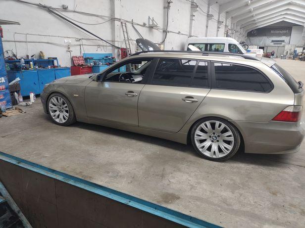 Vând/Schimb BMW E61 proprietar