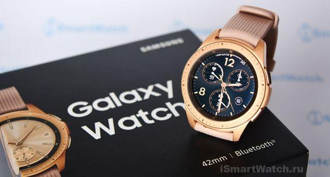 Смарт часы Samsung Galaxy Watch 42mm