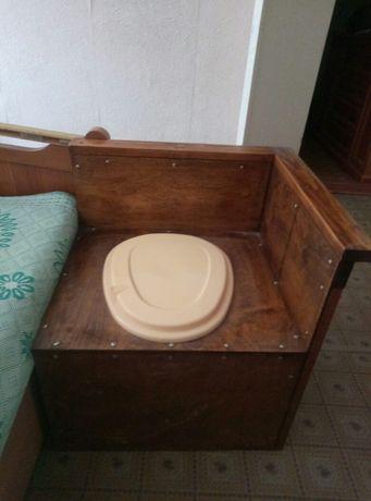 туалет прикроватный