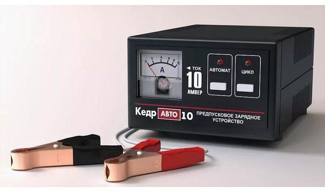 Зарядное устройство аккумулятора 10А КЕДР