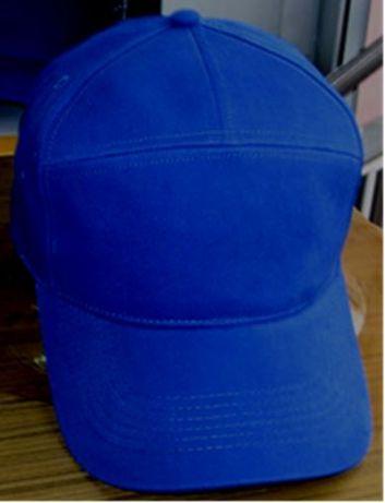 Бейсболка 7 панелей синяя Royal Blue