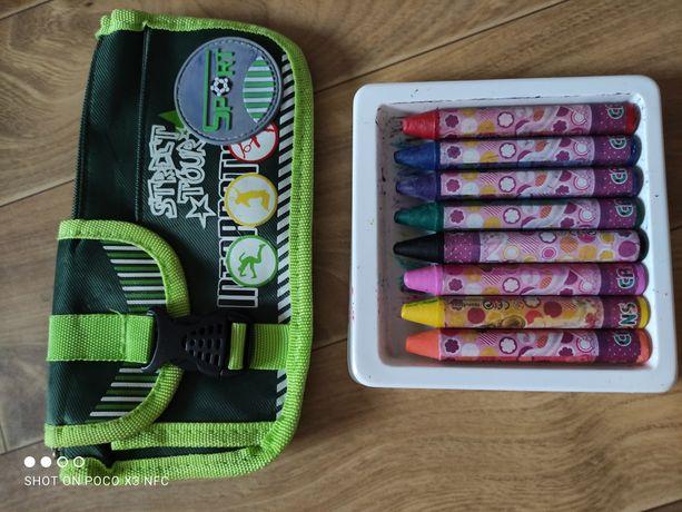 Пеналь цветной карандаш
