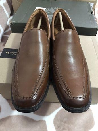 Pantofi piele Clarks Mărimea 41,5