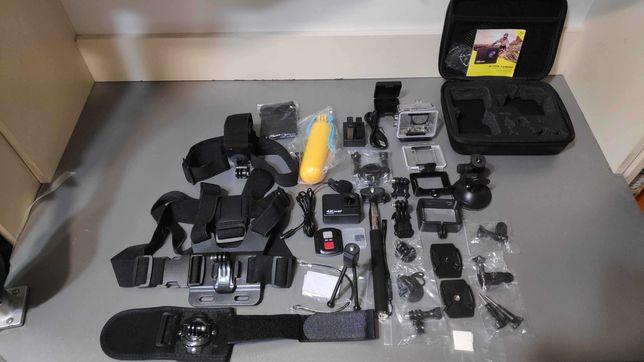 Продам новую экшн камеру FCCWO H10 4K60FPS