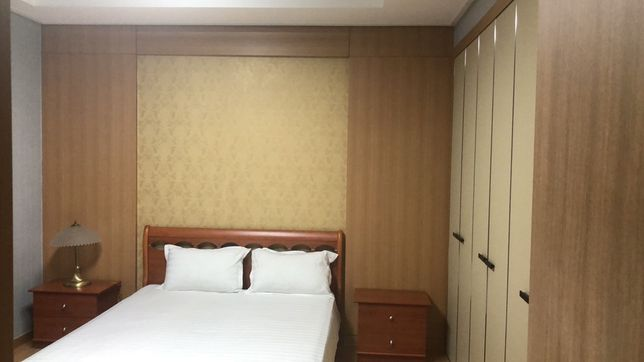 Двухкомнатная квартира в ЖК Хайвил