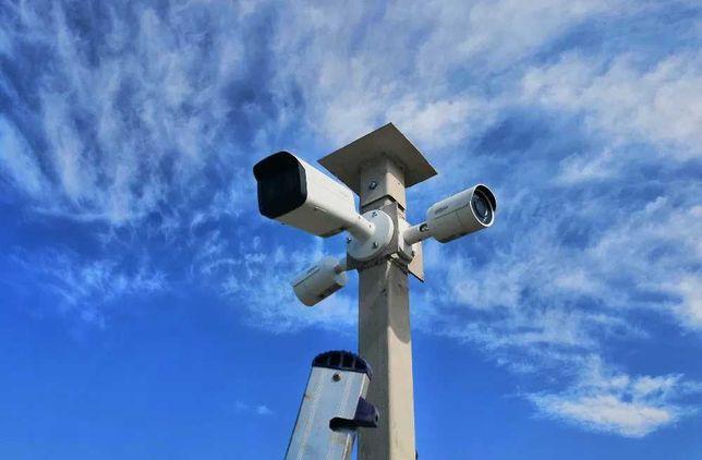 Проектирование и монтаж видеонаблюдения, СКС, АПС, сети
