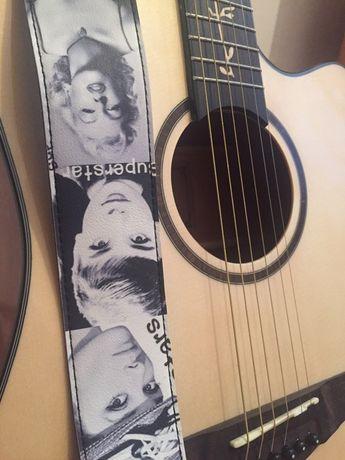 Срочно продам акустическую гитару Deviser