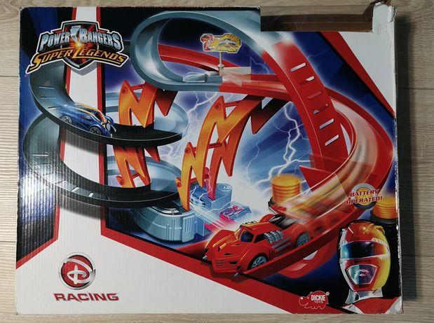 Joc de curse Racing Power Rangers Super Legends