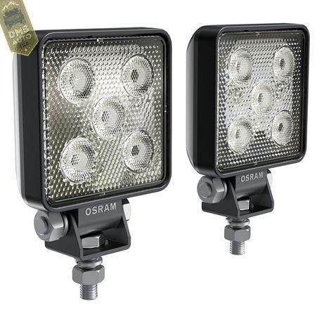 Proiectoare LED Osram VX70-WD Wide  Magazin Accesorii Off-Road  DMS4x4