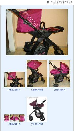 СПЕШНО!!! Детска количка