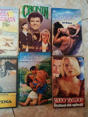 8 Romane de dragoste